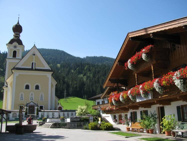 Pension Oder Hotel In Elmau