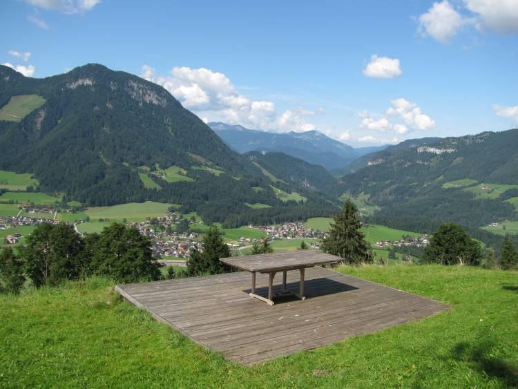 Das Wohnhaus Der Bergdoktor Offizieller Fanclub Zur Beliebten Zdf Reihe