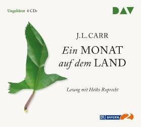 ein-monat-auf-dem-land-carr-j-l-9783742400048_Der Audio Verlag GmbH